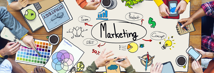 Marketing pour entreprises