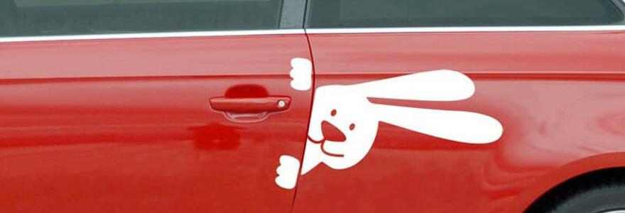 des-stickers-de-voiture